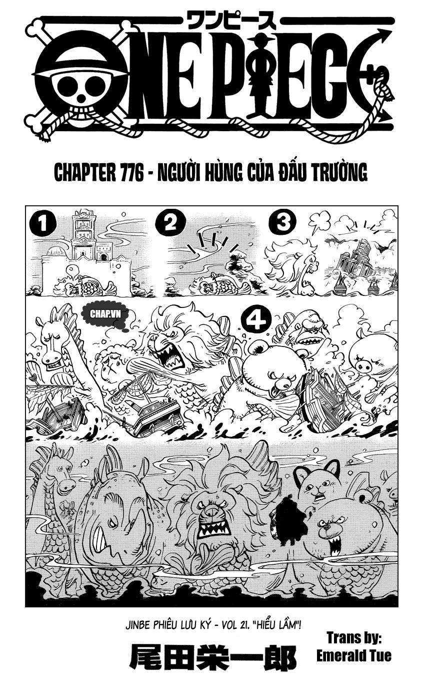 One Piece Chap 776 - Truyen.Chap.VN