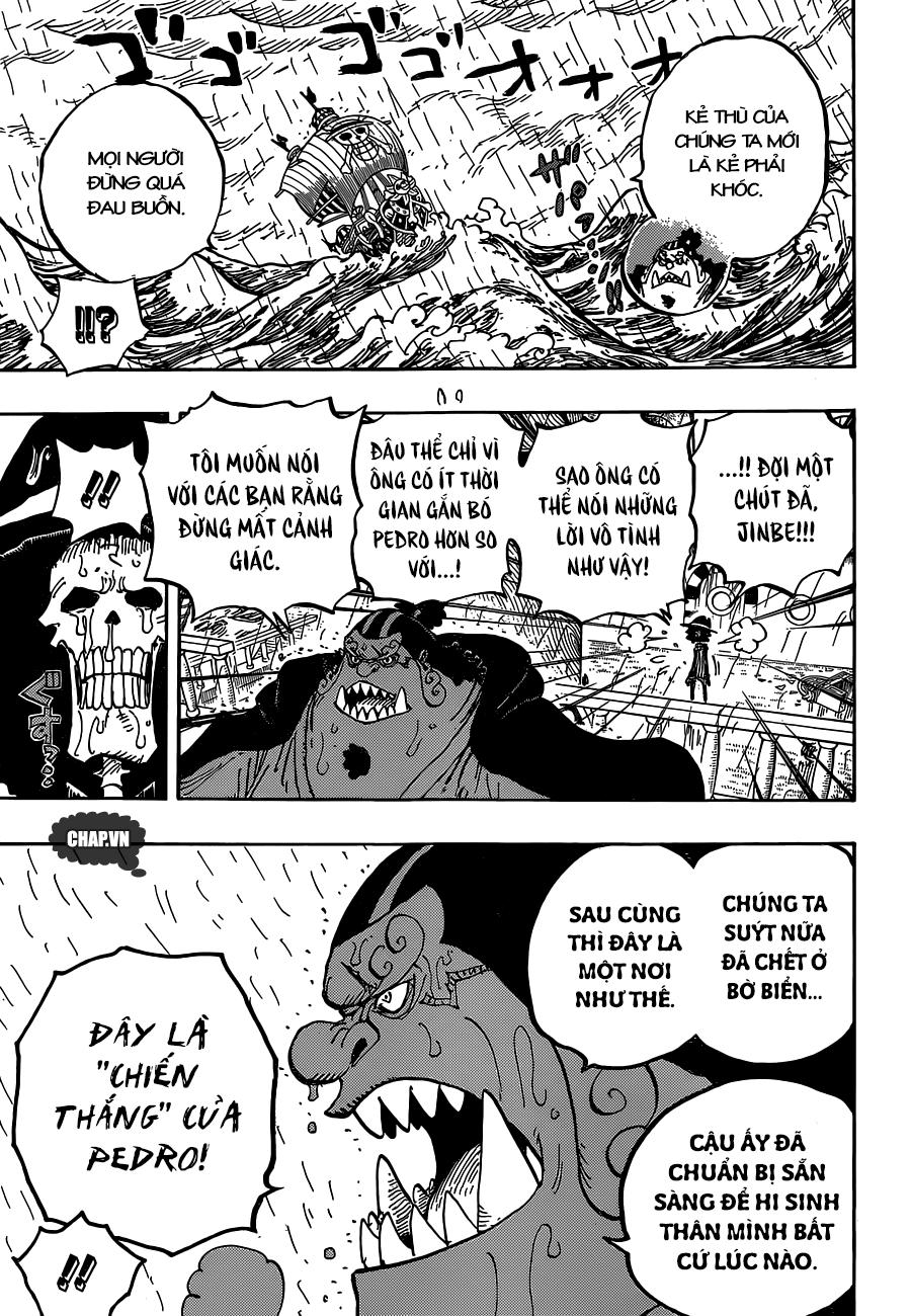 One Piece Chap 879 - Truyen.Chap.VN