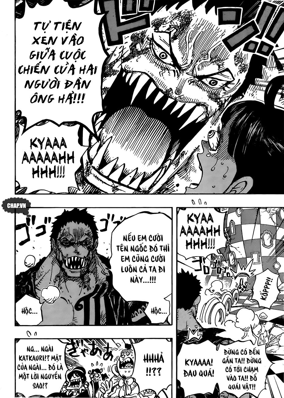 One Piece Chap 893 - Truyen.Chap.VN