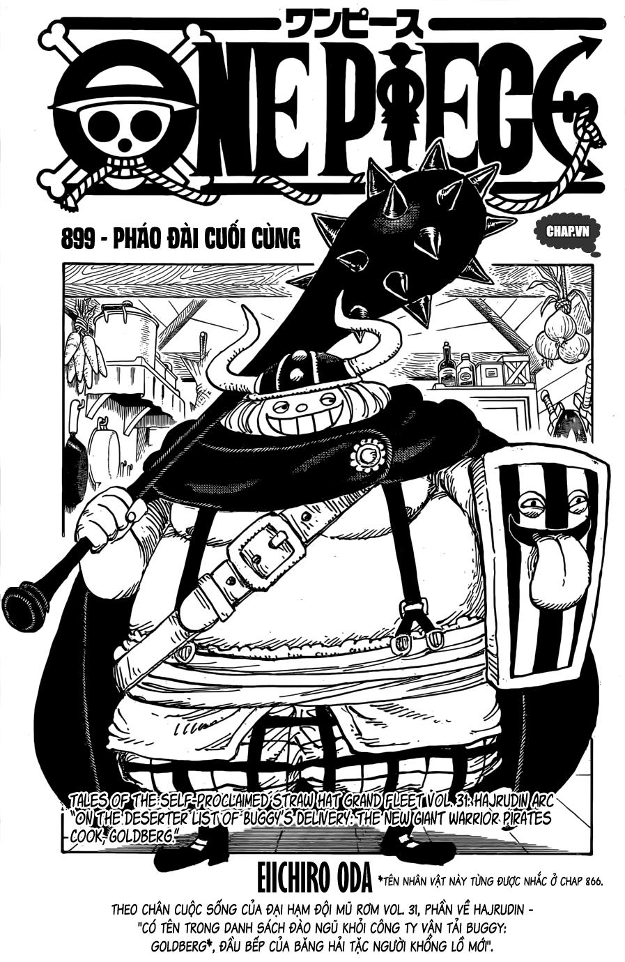 One Piece Chap 899 - Truyen.Chap.VN