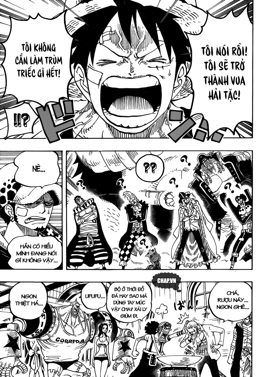 One Piece Chap 800 - Truyen.Chap.VN
