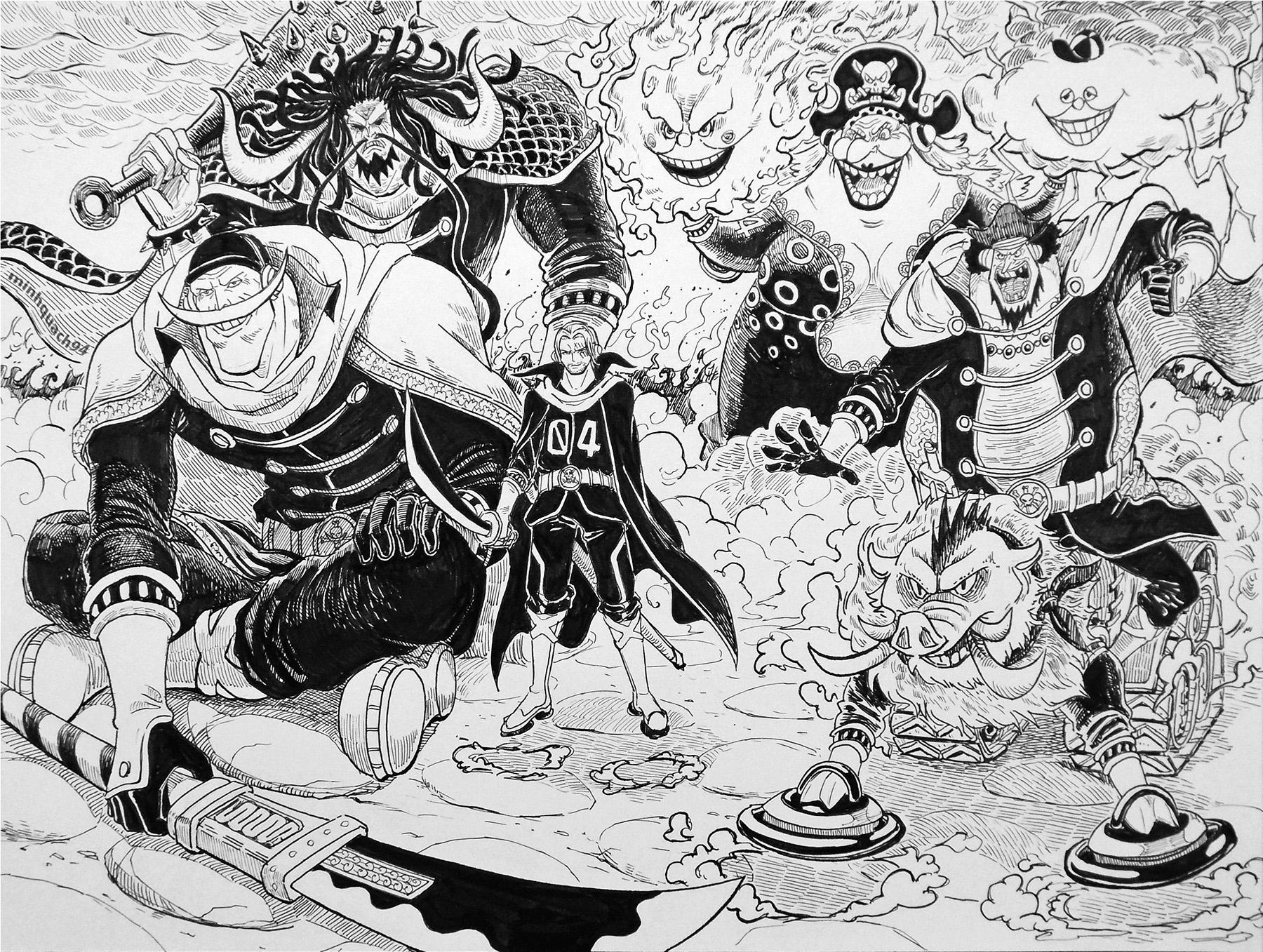 One Piece Chap 875 - Truyen.Chap.VN