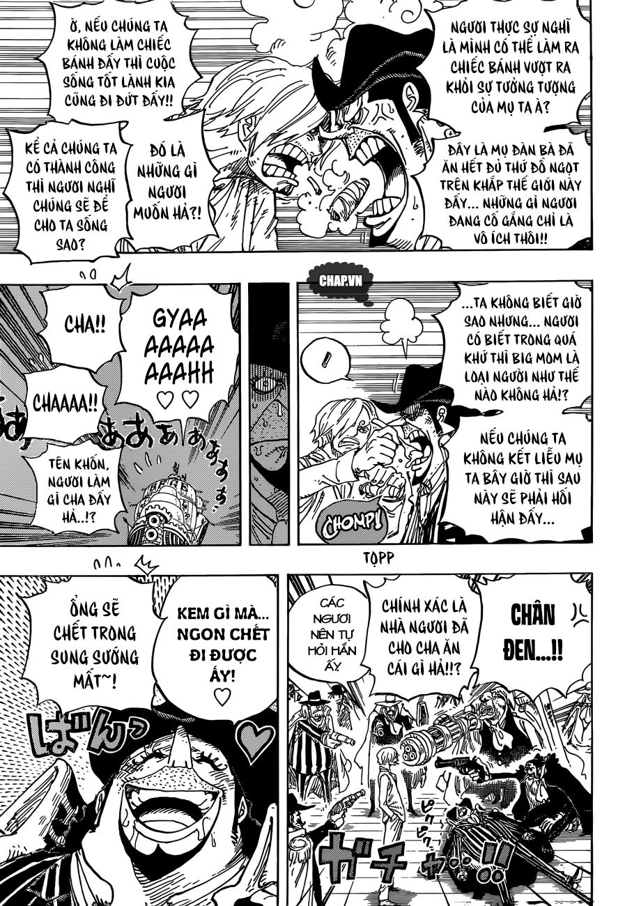 One Piece Chap 889 - Truyen.Chap.VN