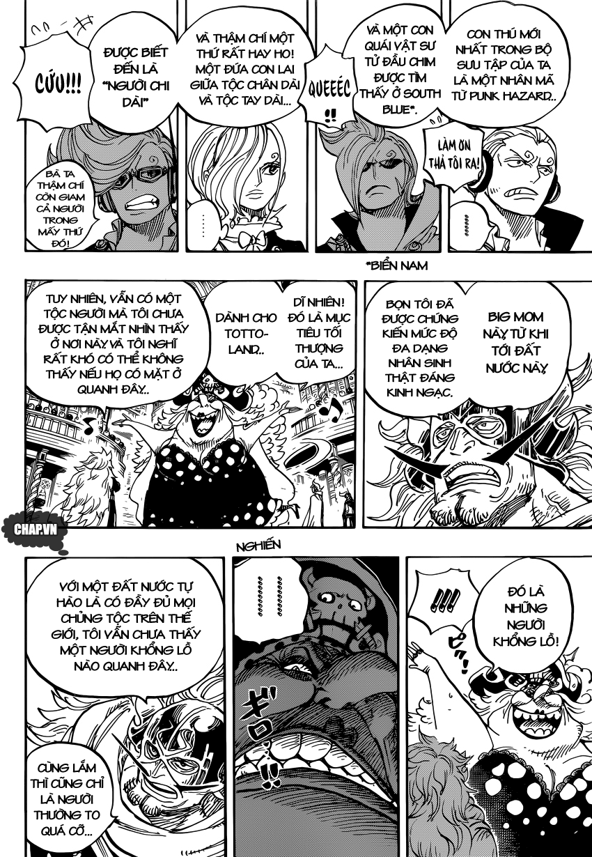One Piece Chap 847 - Truyen.Chap.VN