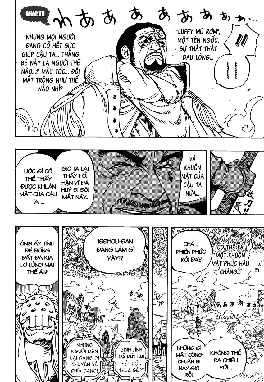 One Piece Chap 799 - Truyen.Chap.VN