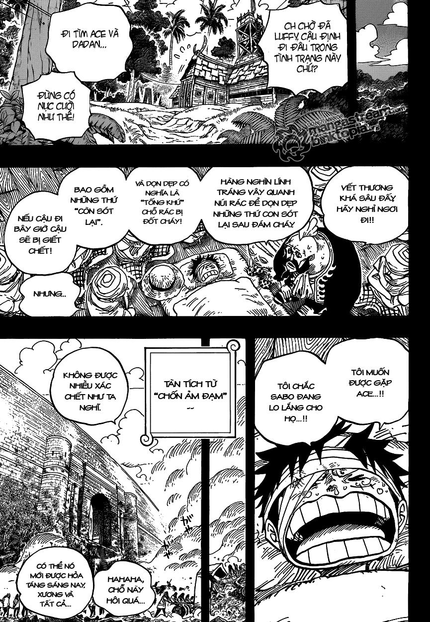 One Piece Chap 587 - Truyen.Chap.VN