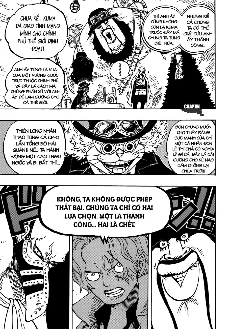One Piece Chap 908 - Truyen.Chap.VN