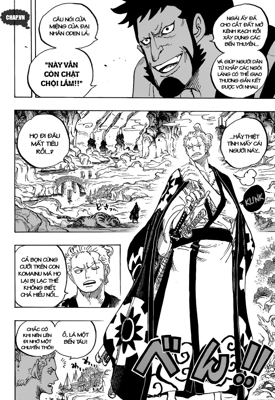 One Piece Chap 920 - Truyen.Chap.VN