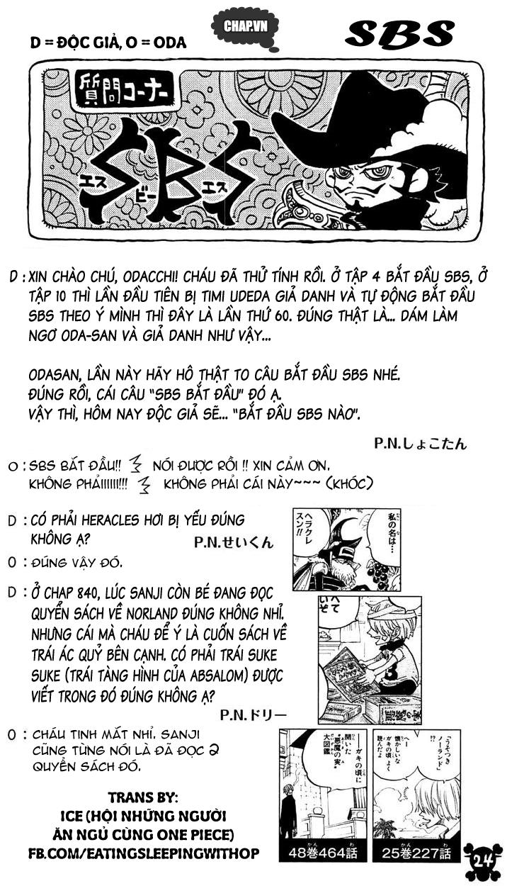 One Piece Chap 865 - Truyen.Chap.VN