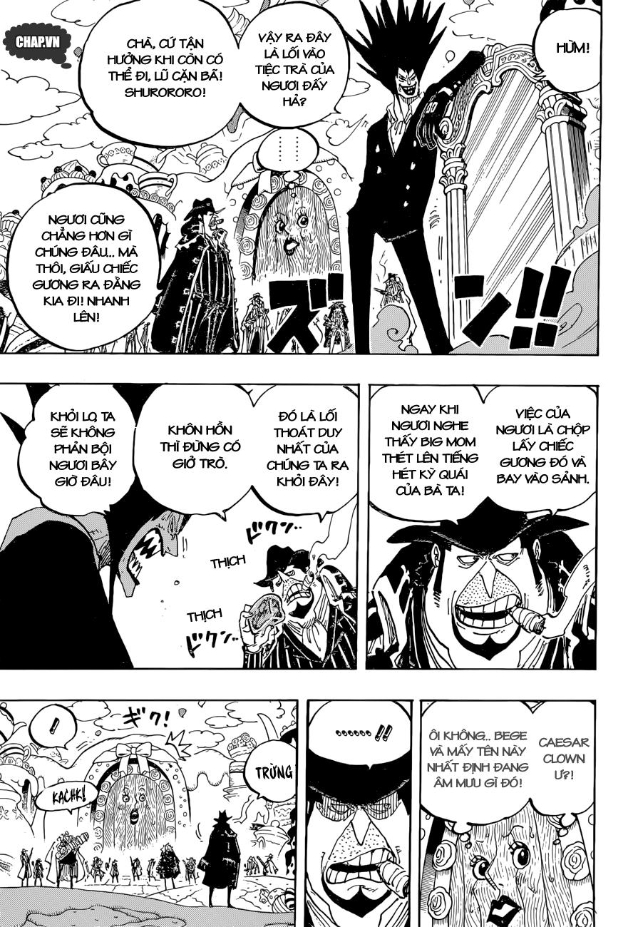 One Piece Chap 861 - Truyen.Chap.VN