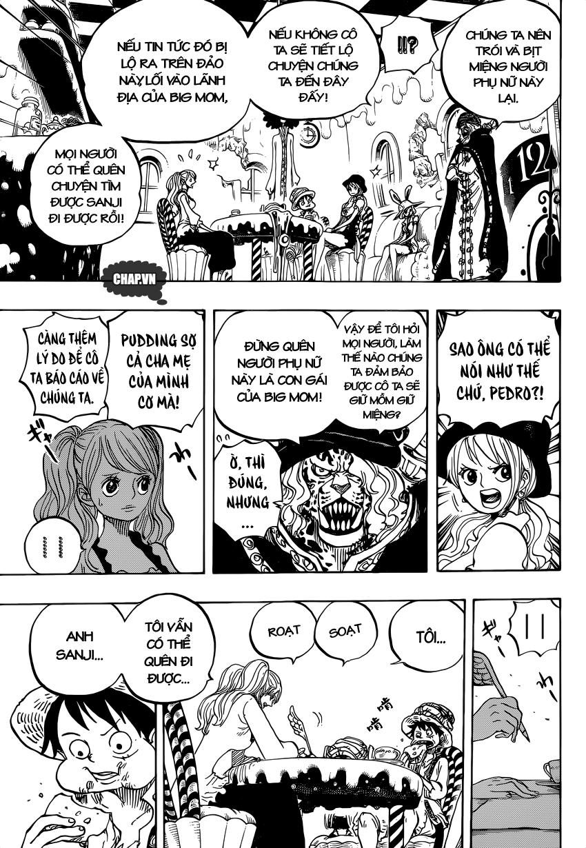One Piece Chap 828 - Truyen.Chap.VN