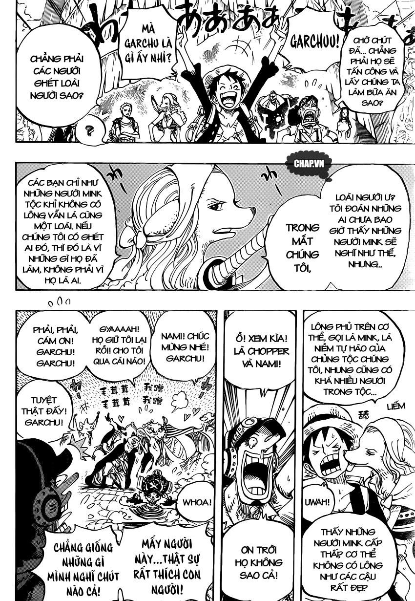 One Piece Chap 806 - Truyen.Chap.VN