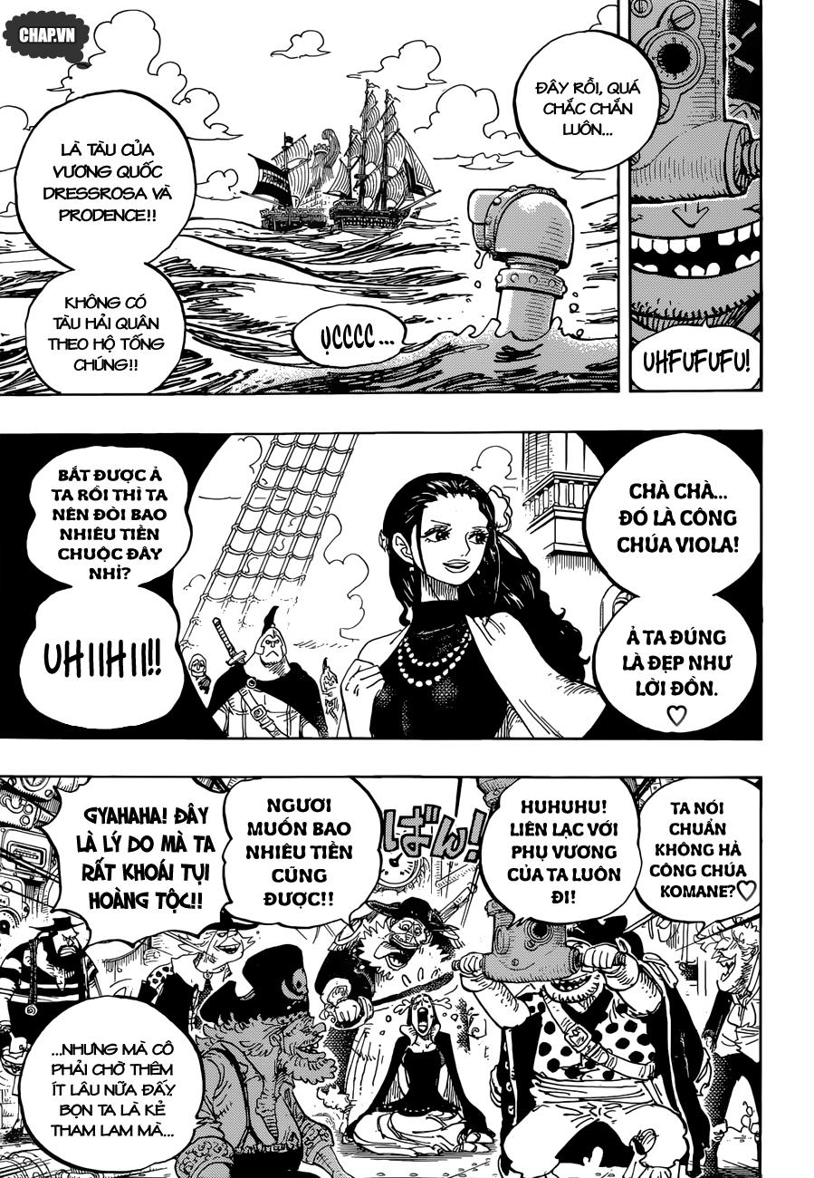 One Piece Chap 903 - Truyen.Chap.VN