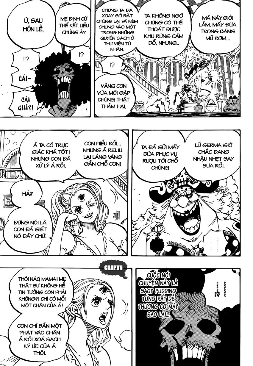 One Piece Chap 854 - Truyen.Chap.VN