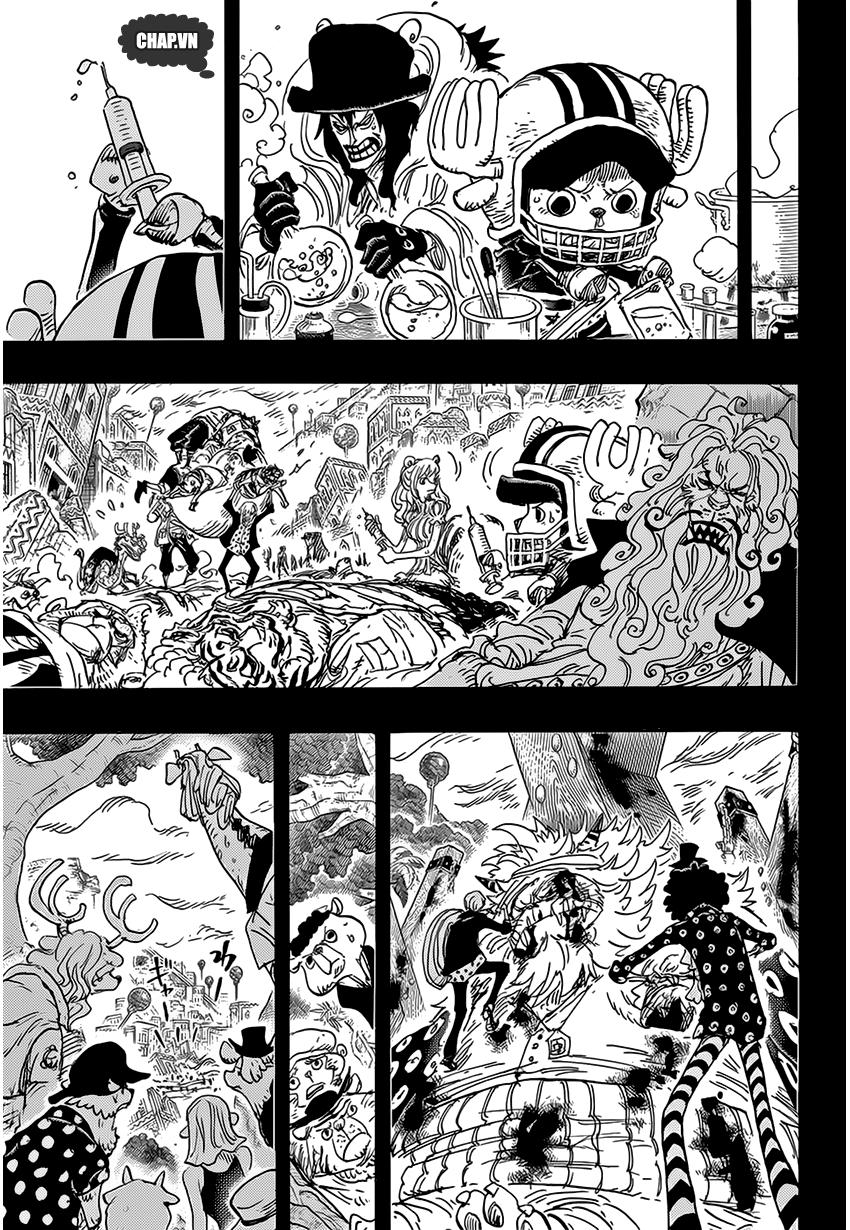 One Piece Chap 811 - Truyen.Chap.VN