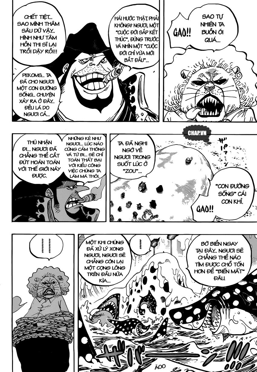 One Piece Chap 834 - Truyen.Chap.VN