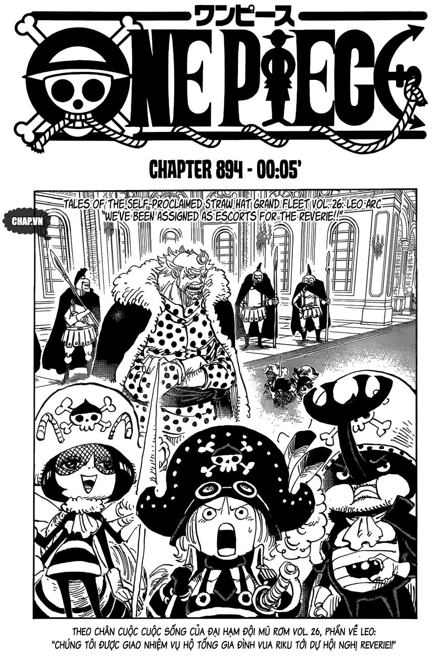 One Piece Chap 894 - Truyen.Chap.VN