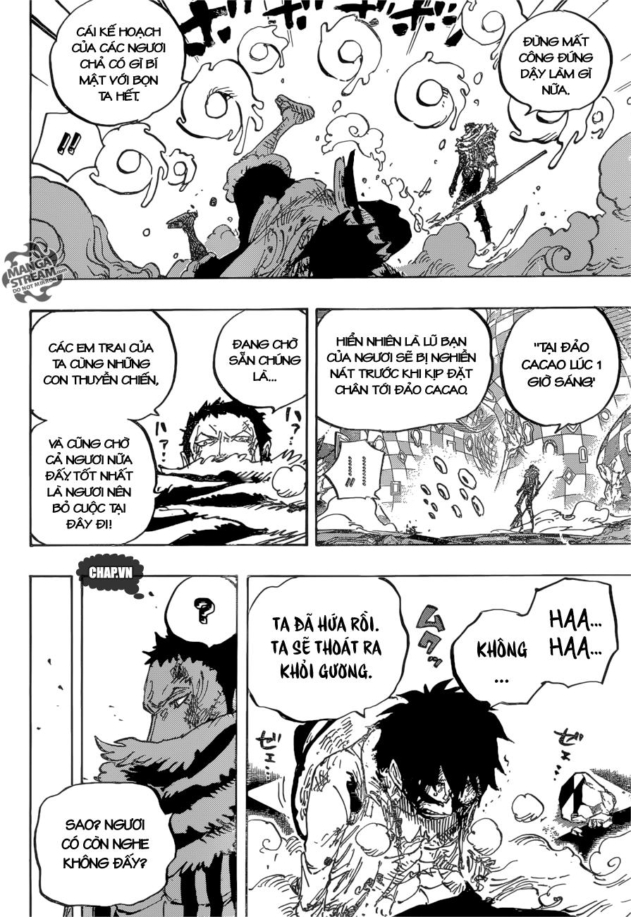 One Piece Chap 891 - Truyen.Chap.VN