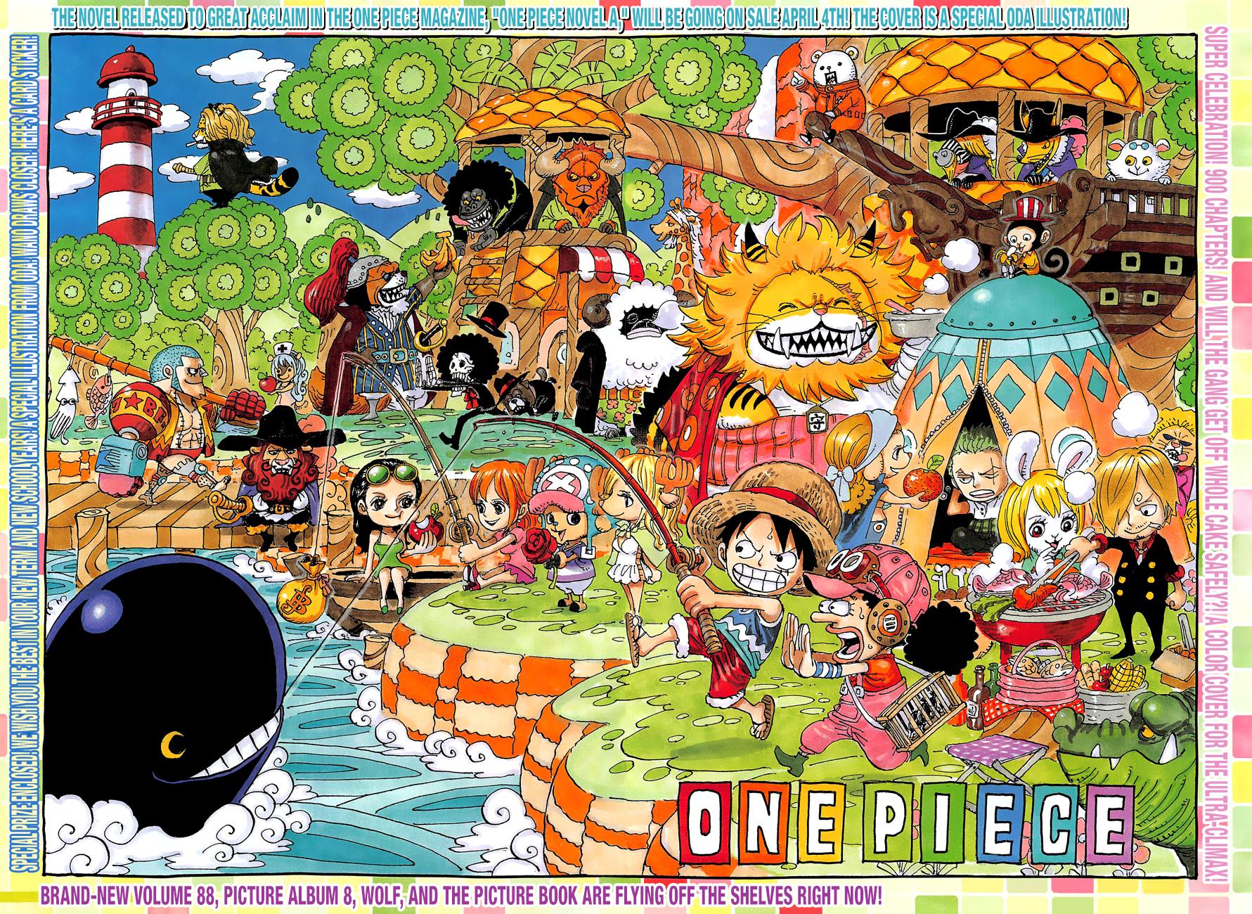 One Piece Chap 900 - Truyen.Chap.VN