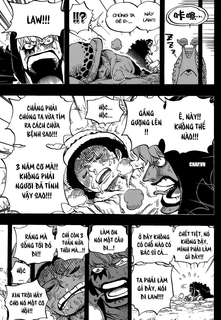 One Piece Chap 765 - Truyen.Chap.VN