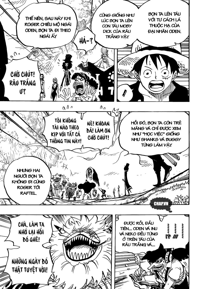 One Piece Chap 820 - Truyen.Chap.VN