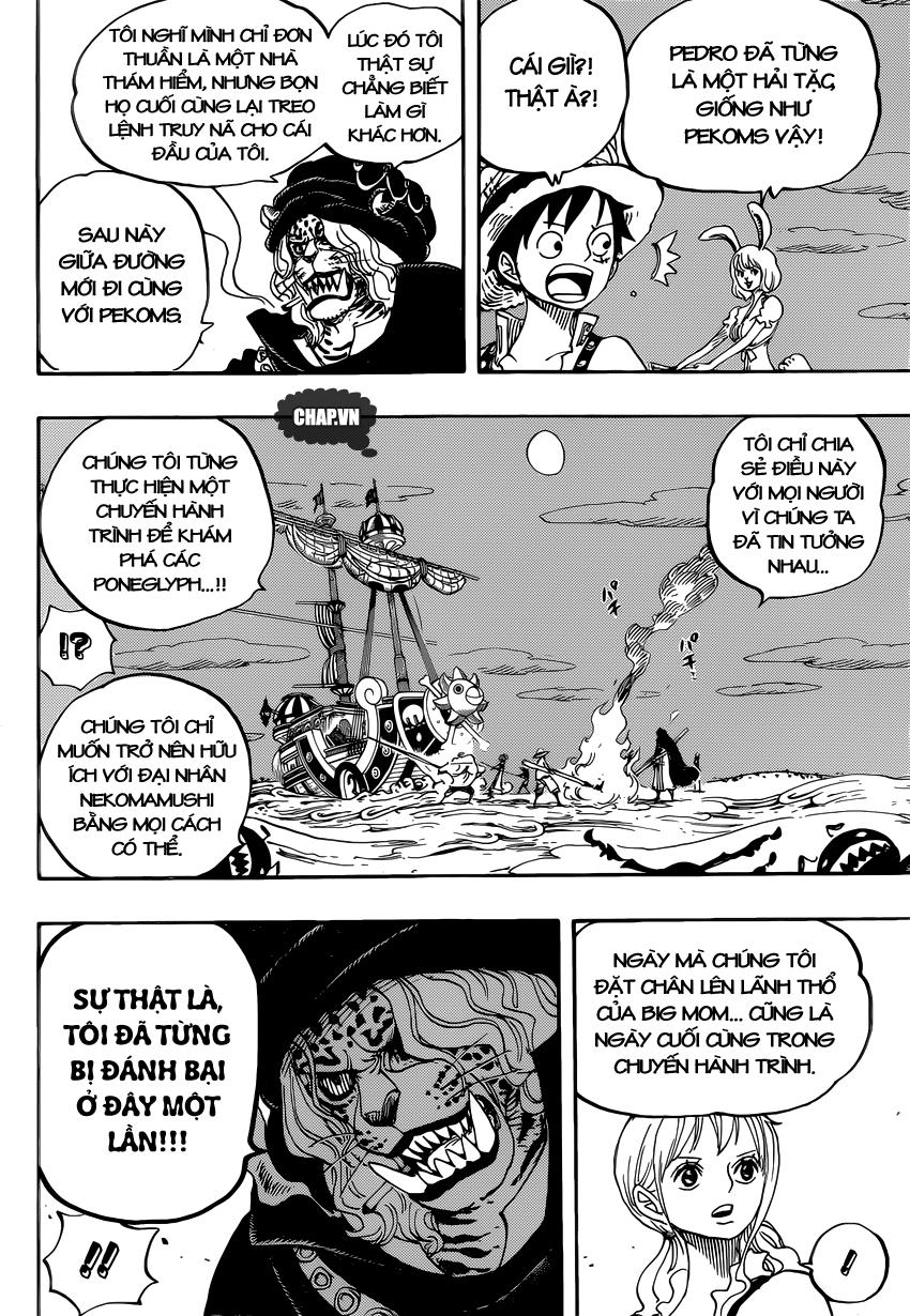 One Piece Chap 830 - Truyen.Chap.VN
