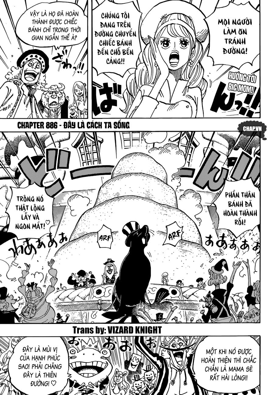 One Piece Chap 886 - Truyen.Chap.VN