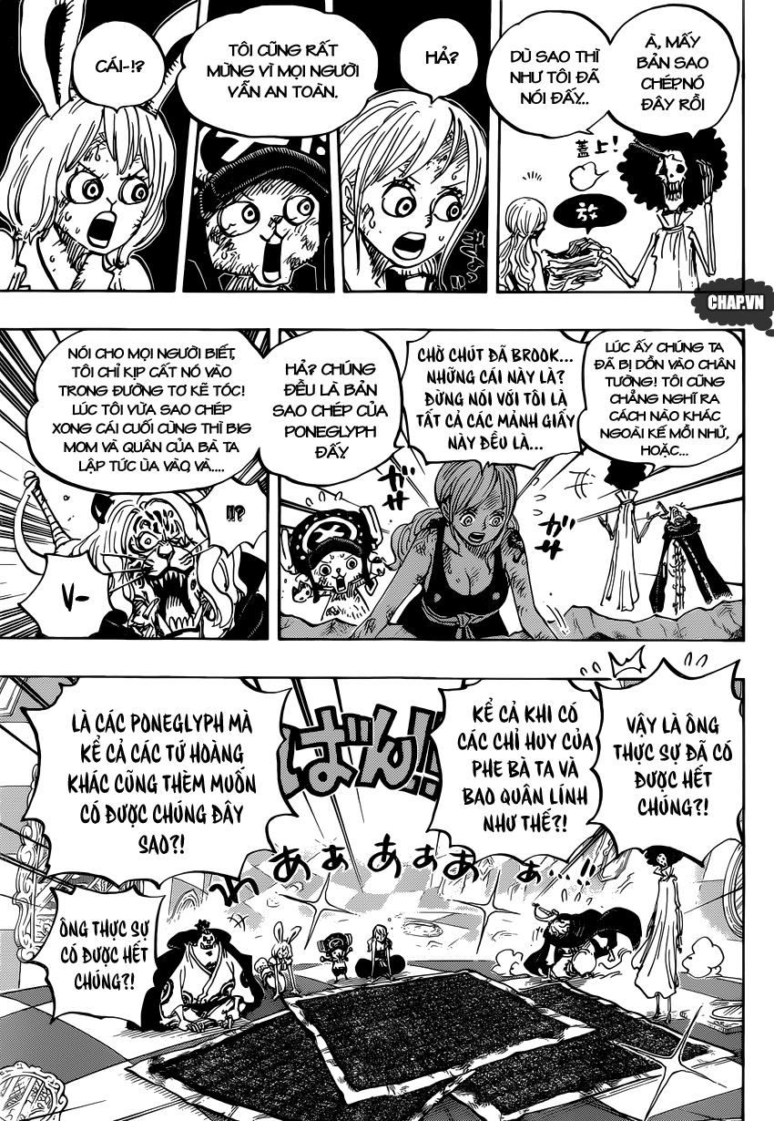 One Piece Chap 855 - Truyen.Chap.VN