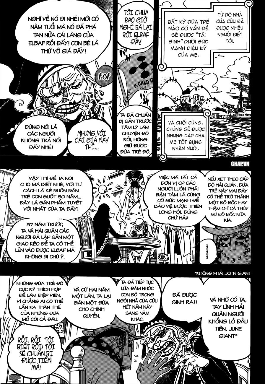 One Piece Chap 867 - Truyen.Chap.VN