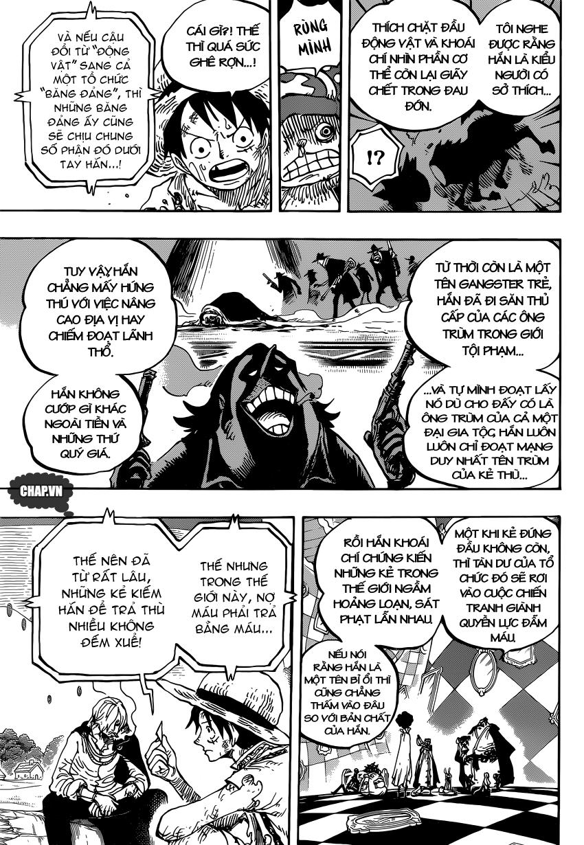 One Piece Chap 857 - Truyen.Chap.VN