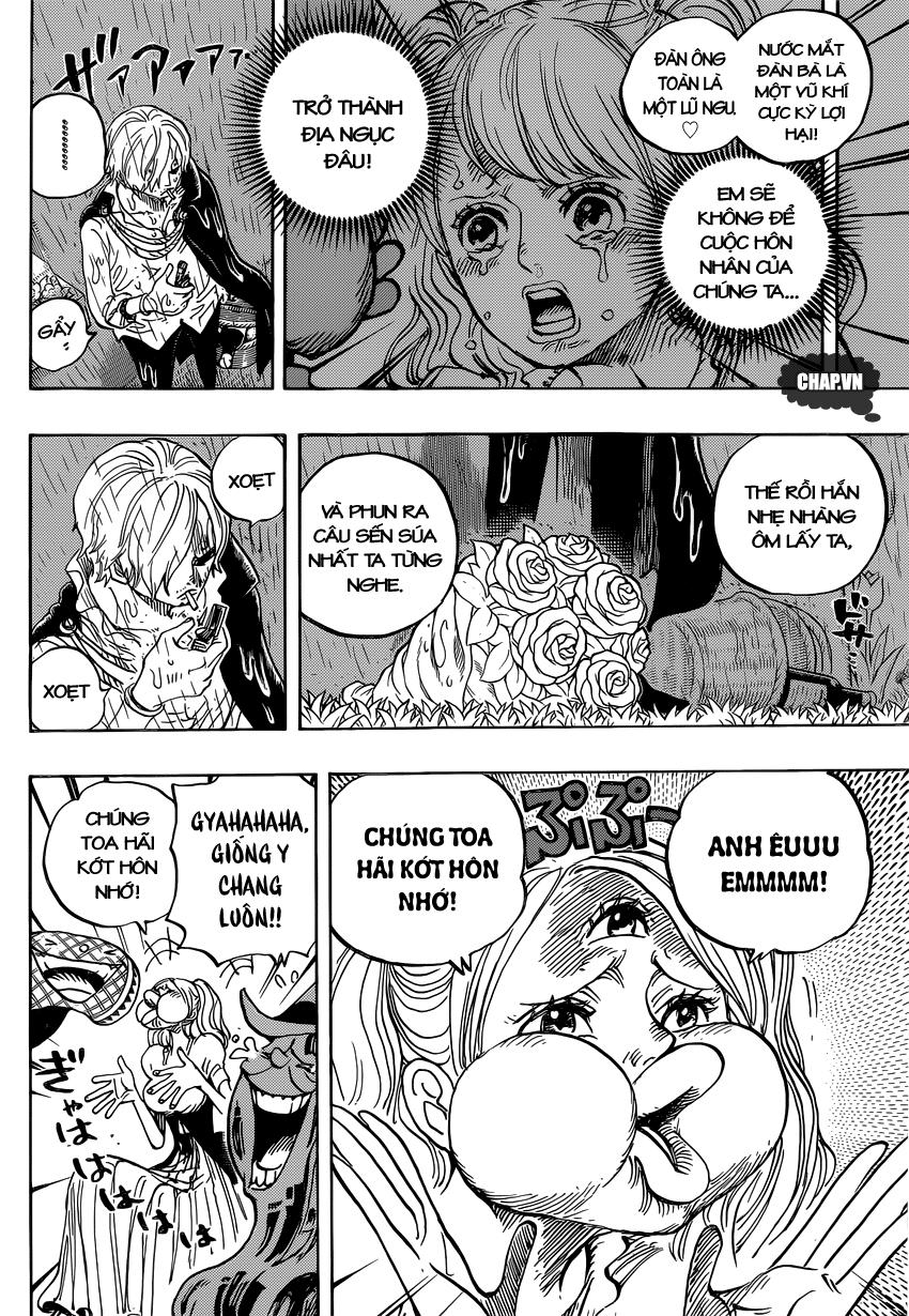 One Piece Chap 851 - Truyen.Chap.VN