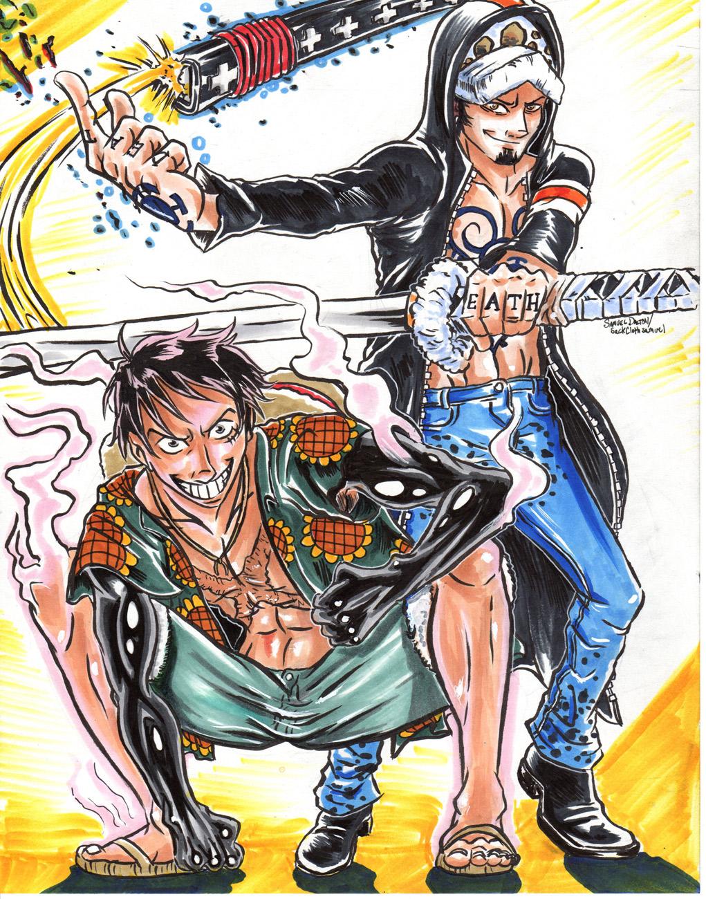 One Piece Chap 763 - Truyen.Chap.VN