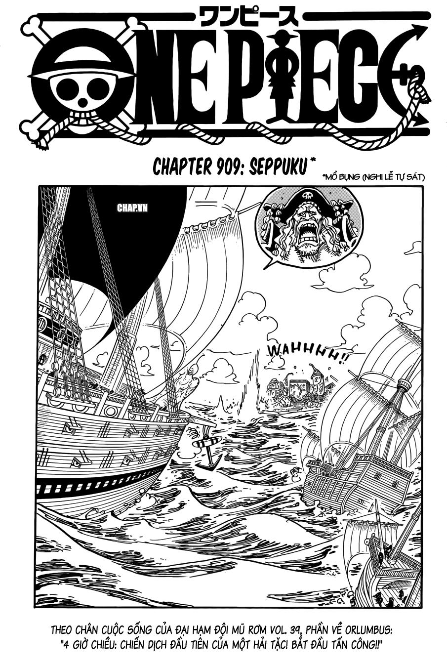 One Piece Chap 909 - Truyen.Chap.VN