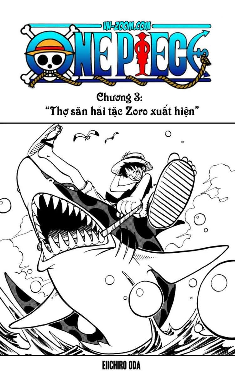 One Piece Chap 3 - Truyen.Chap.VN