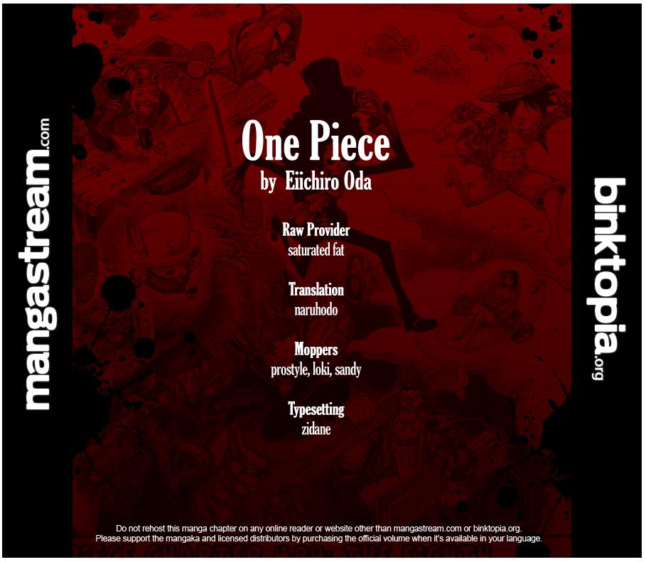 One Piece Chap 617 - Truyen.Chap.VN
