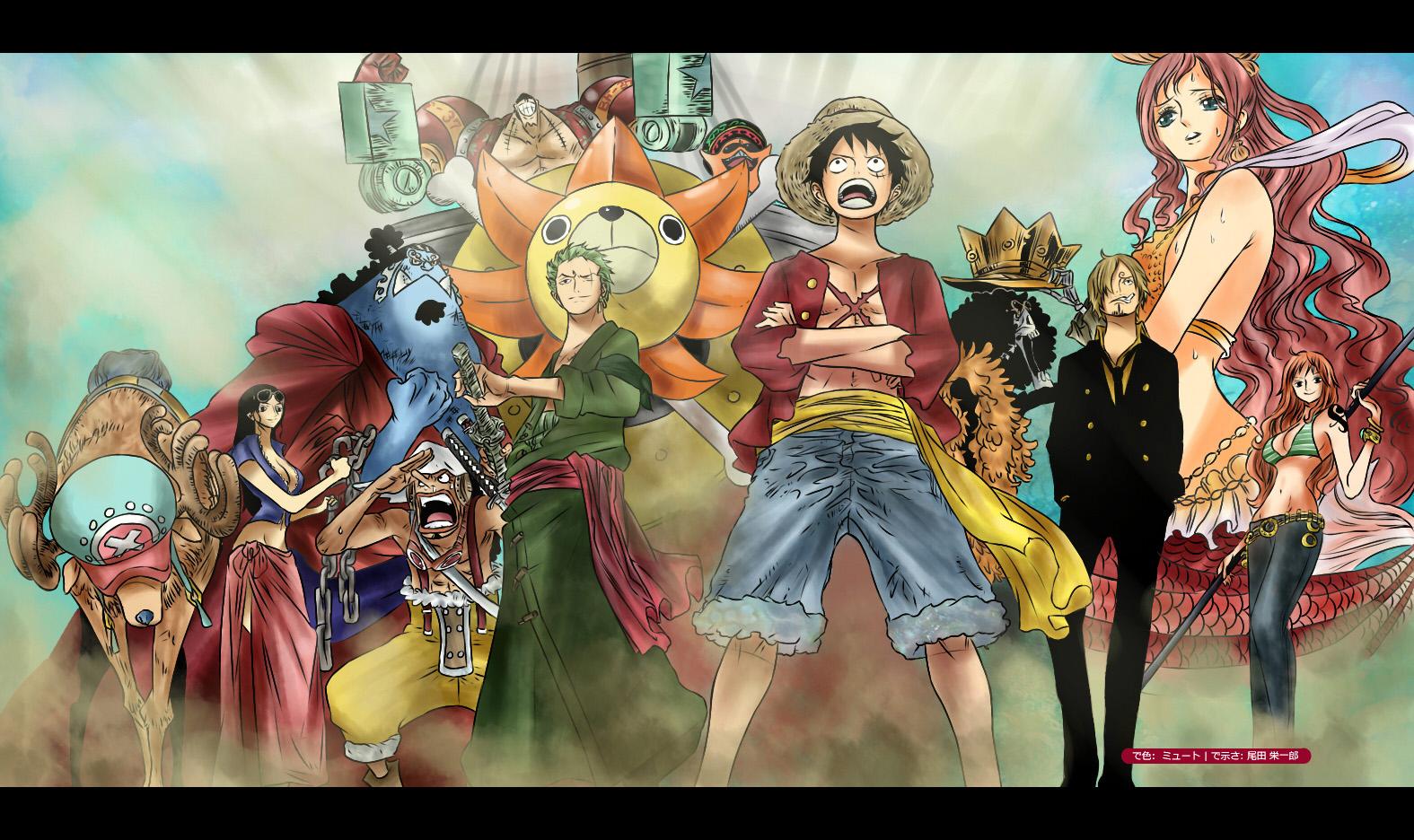 One Piece Chap 634 - Truyen.Chap.VN