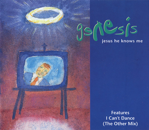 Genesis – Jesus He Knows Me