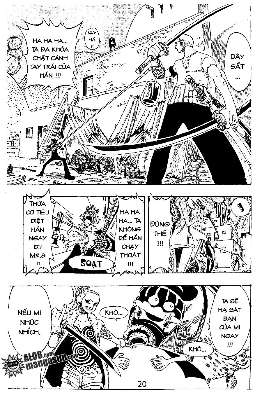 One Piece Chap 109 - Truyen.Chap.VN