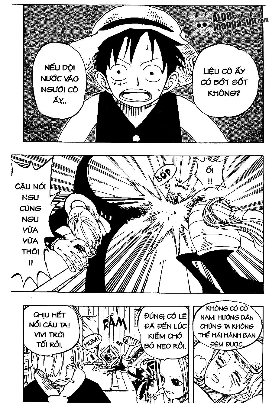 One Piece Chap 132 - Truyen.Chap.VN