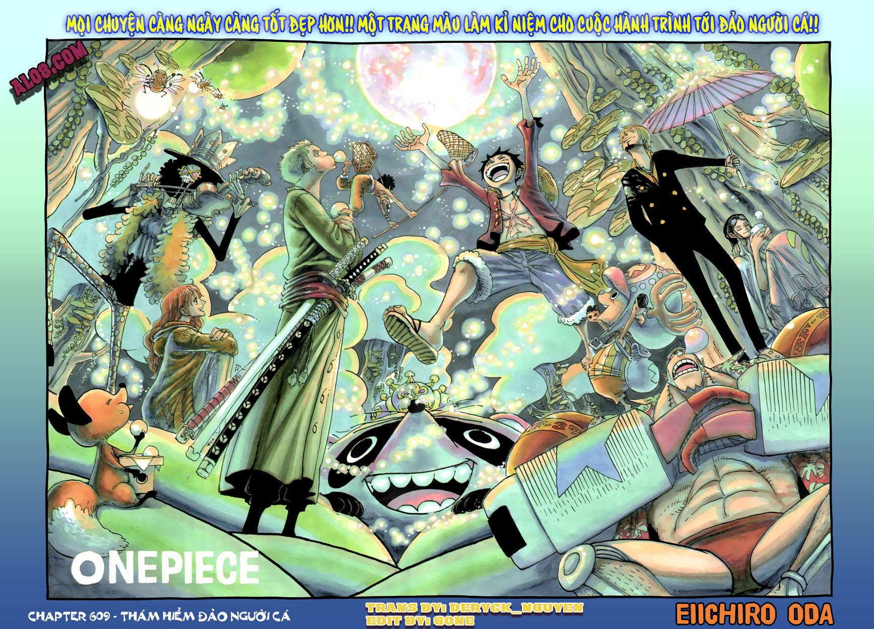 One Piece Chap 609 - Truyen.Chap.VN