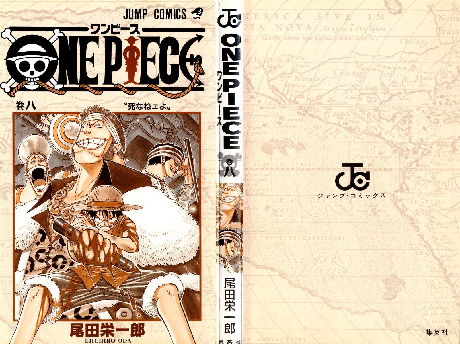 One Piece Chap 63 - Truyen.Chap.VN