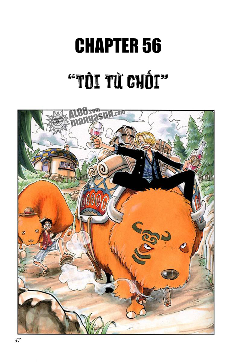 One Piece Chap 56 - Truyen.Chap.VN