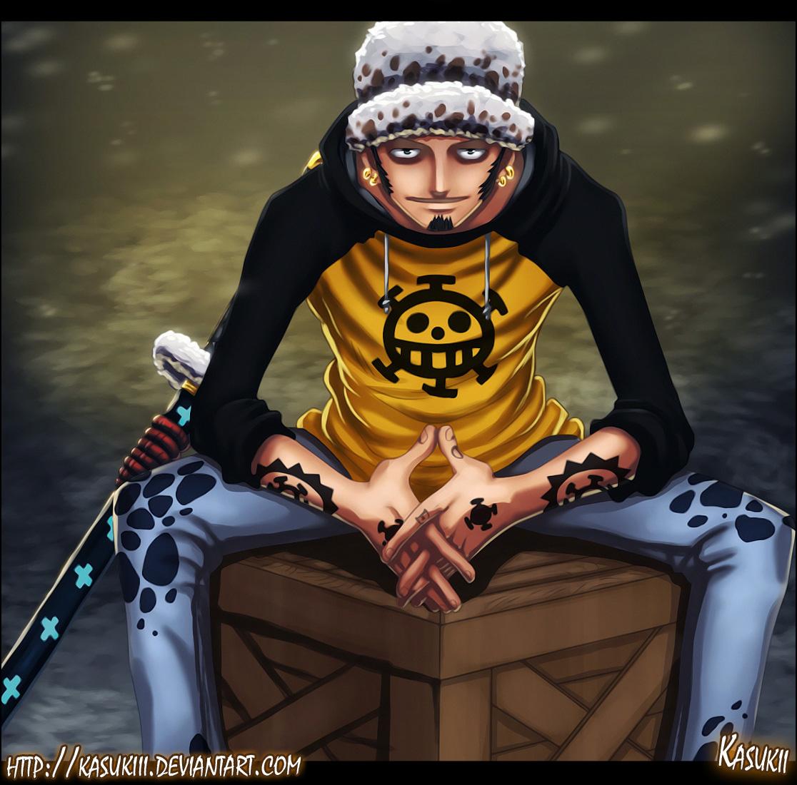 One Piece Chap 641 - Truyen.Chap.VN