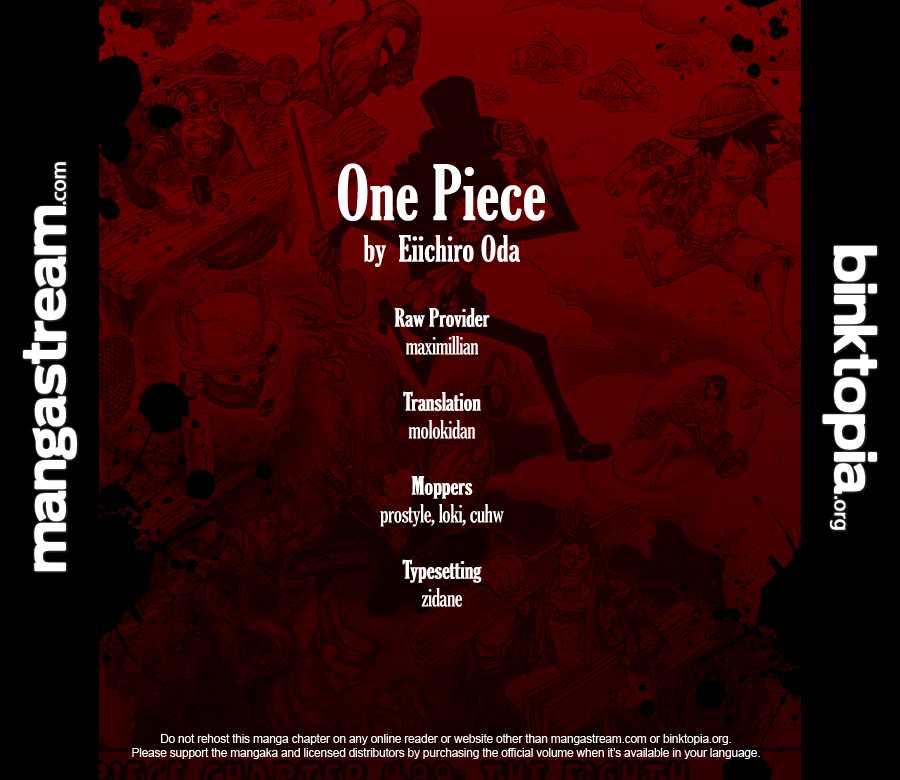 One Piece Chap 591 - Truyen.Chap.VN