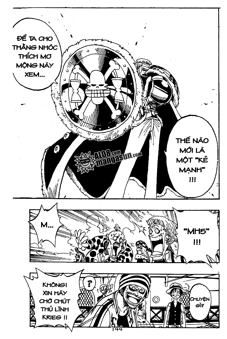 One Piece Chap 60 - Truyen.Chap.VN