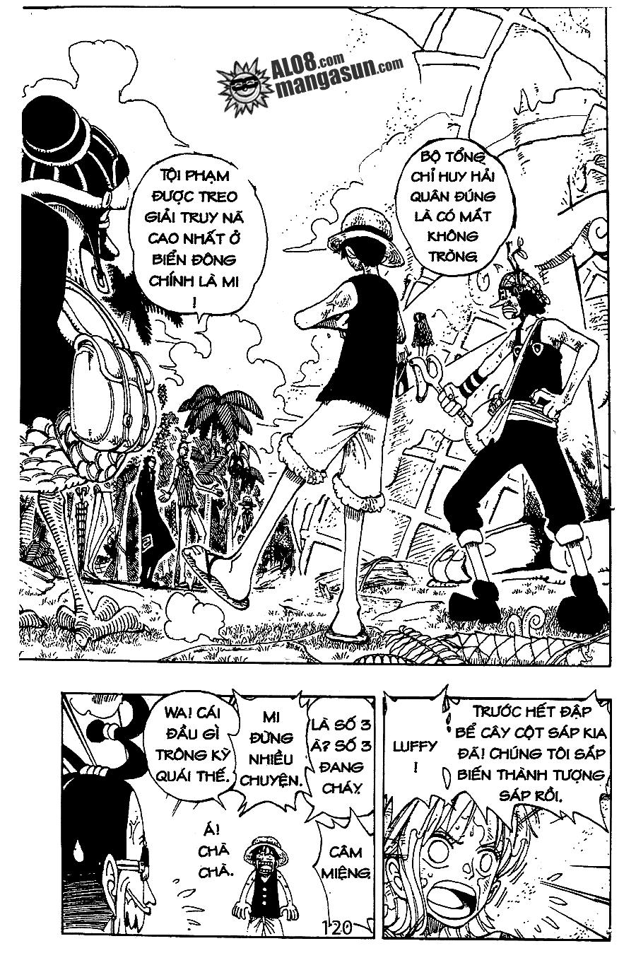 One Piece Chap 122 - Truyen.Chap.VN
