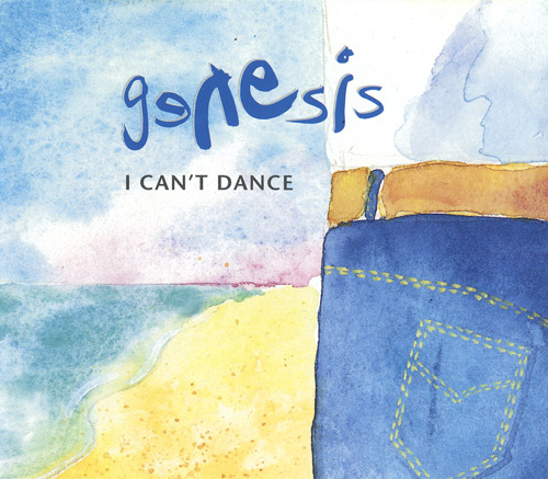 Genesis – I Can't Dance