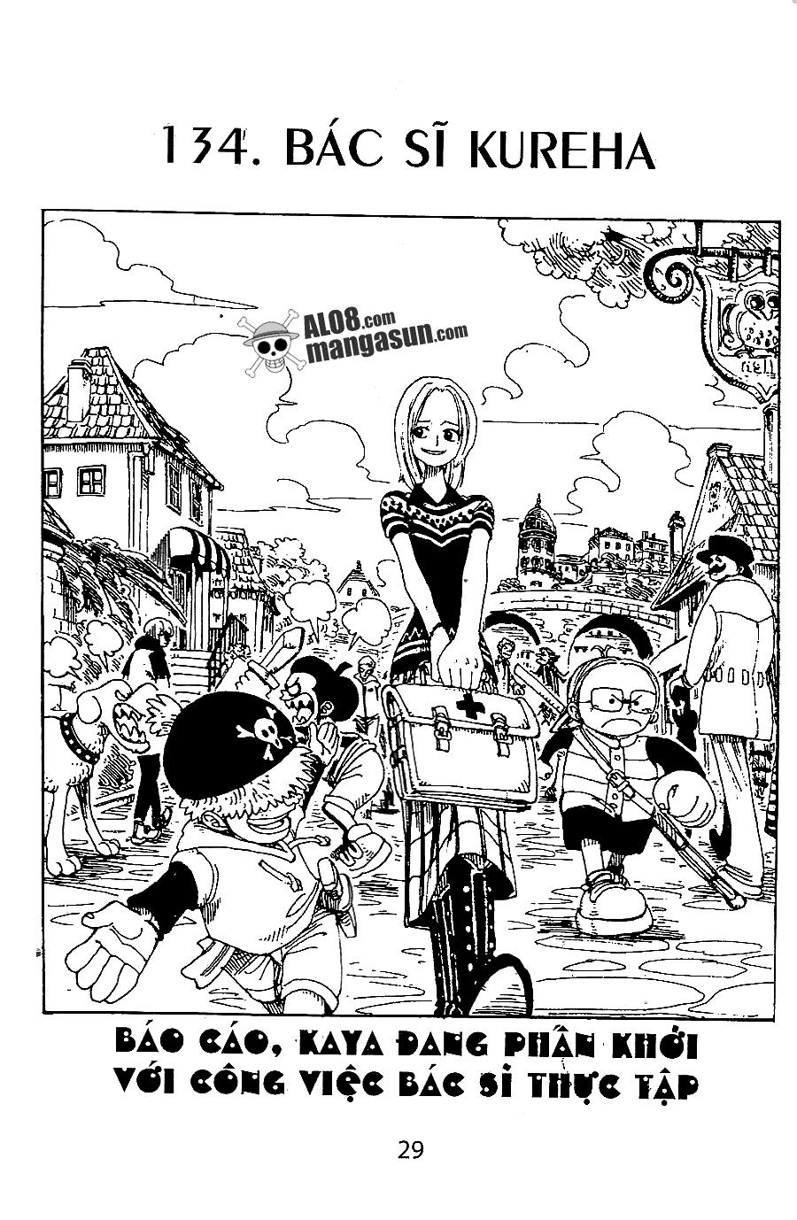 One Piece Chap 134 - Truyen.Chap.VN