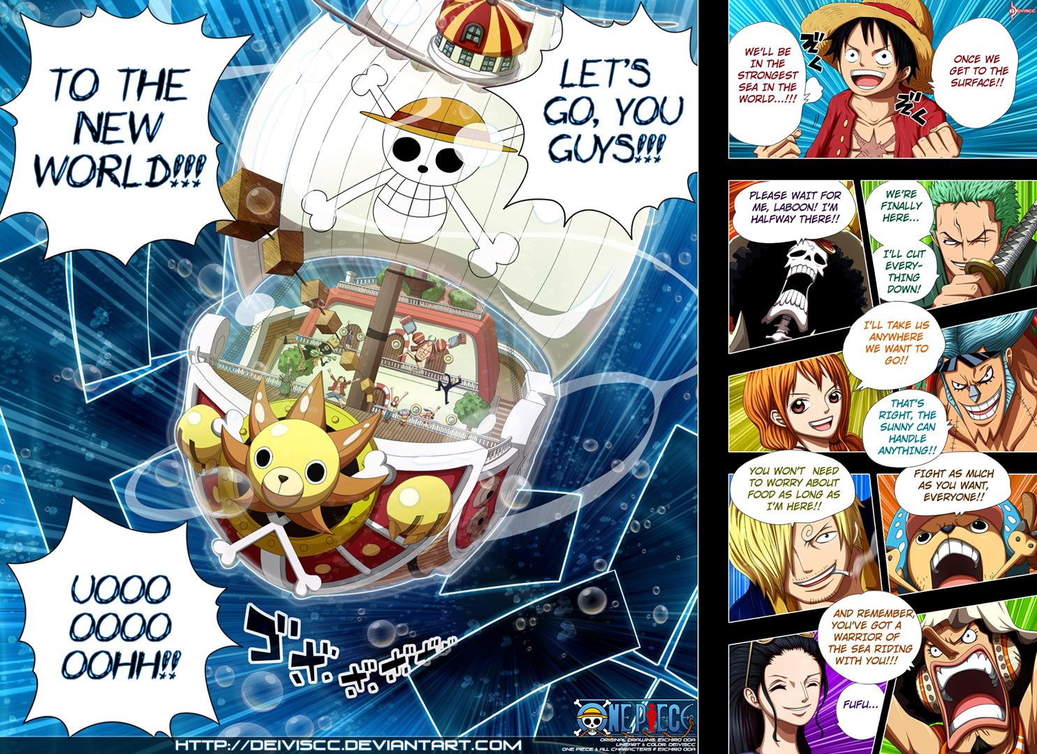 One Piece Chap 655 - Truyen.Chap.VN
