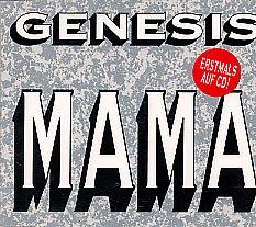 Genesis - Mama (Reissue)